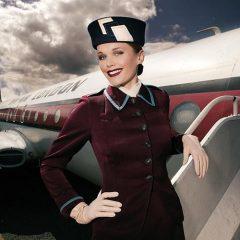Advertising Stylist Museum of Flight Advert