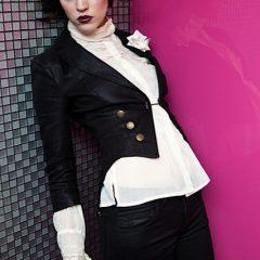 fashion stylist military kakoa