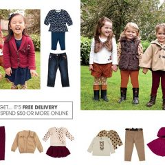 Commercial Stylist Children Winter Clothing