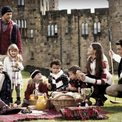 Commercial Stylist Family Fashion Castle