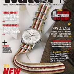 Editorial Stylist Tweed Watch Accurist