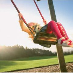 lifestyle image swing sunshine standardlife bank
