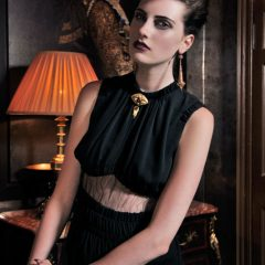 Stylist editorial edinburgh luxury jewellery spectrum magazine josephbonnar