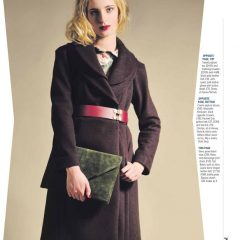 stylist editorial reiss ted baker spectrum magazine